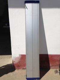 Aluminium-Bordwand
