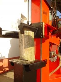 IROSS Holzspalter MX120 CD